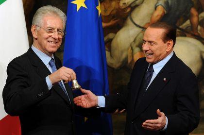 Italia:  del  Bunga  Bunga,  al  Banca  Banca.