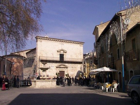 Paganica- chiesa S.Maria Assunta