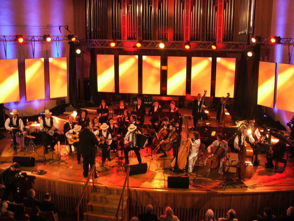 Grande successo dell'Orchestra Europea per la Pace in concerto in Slovacchia