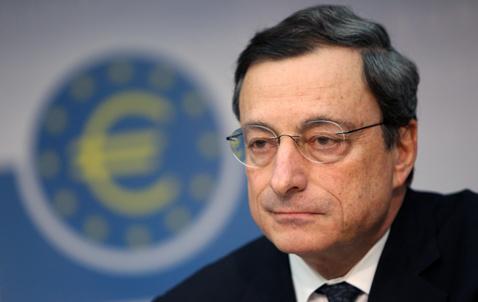 """Draghi: """"La crisi è alle spalle"""""""