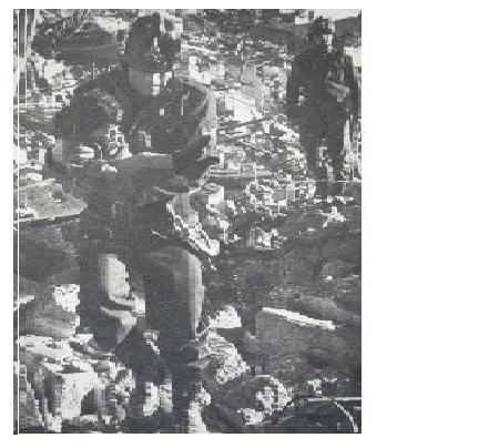 Terremoto e l 39 uomo ieri e oggi l 39 impronta l 39 aquila for Scrittore di lampedusa
