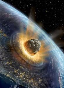 impatto cosmico futuro