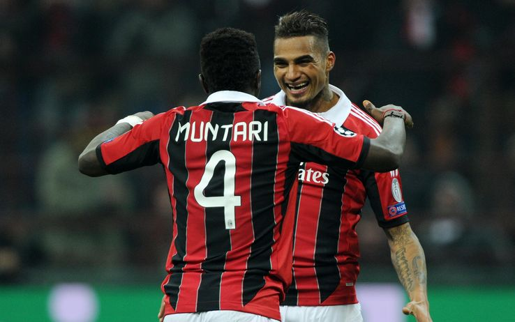 Champions League: il Milan ferma il Barca