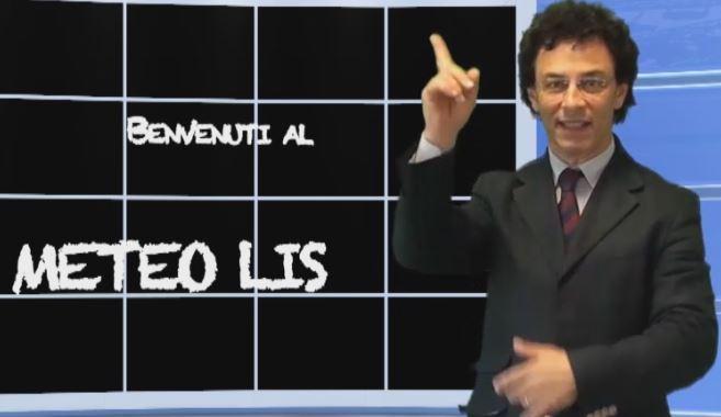 Grande successo per il Meteo LIS prodotto da tiKotv