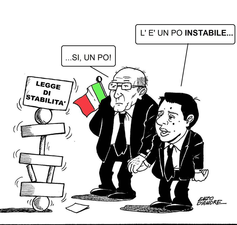 legge stabilità