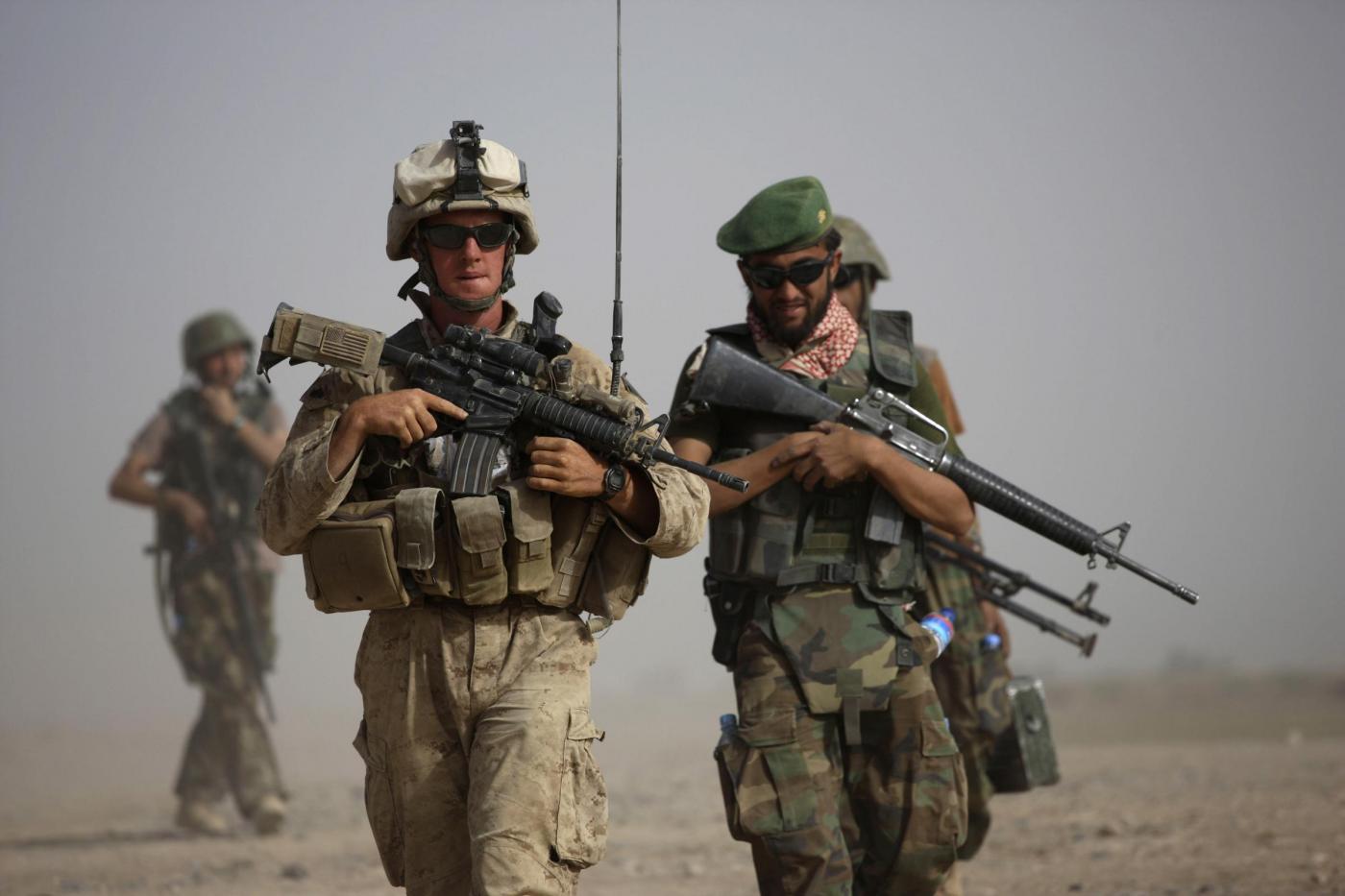 Italia in Afghanistan con più soldati |