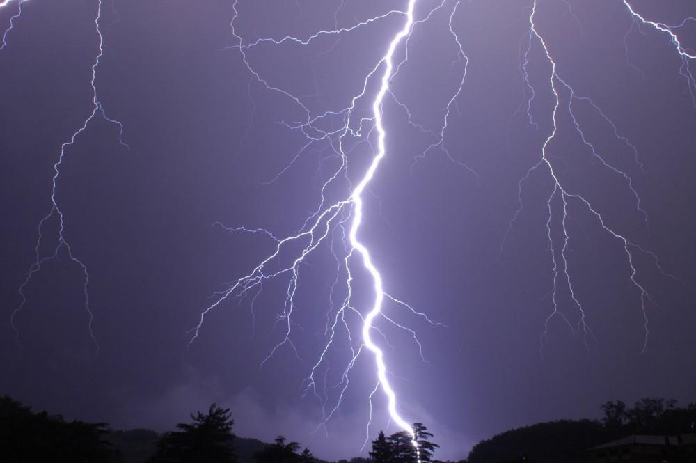 Meteo Bologna: piogge e temporali, allerta della Protezione Civile