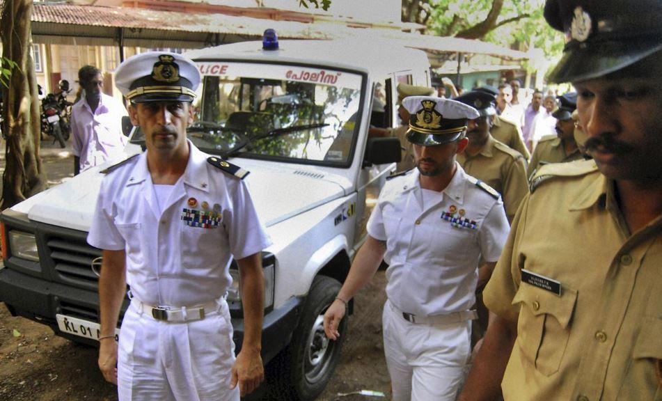 Mar tre anni in india domani riunione commissione for Commissione difesa camera