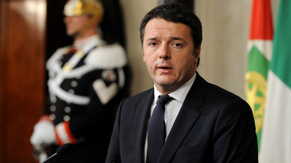 Unioni civili, Renzi apre al Family Day: