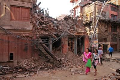 Nuovo terremoto in Nepal, le foto