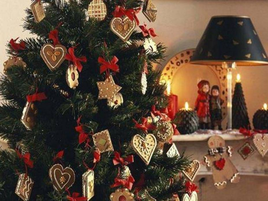 Natale albero sintetico batte quello vero - Addobbi di natale per esterno ...