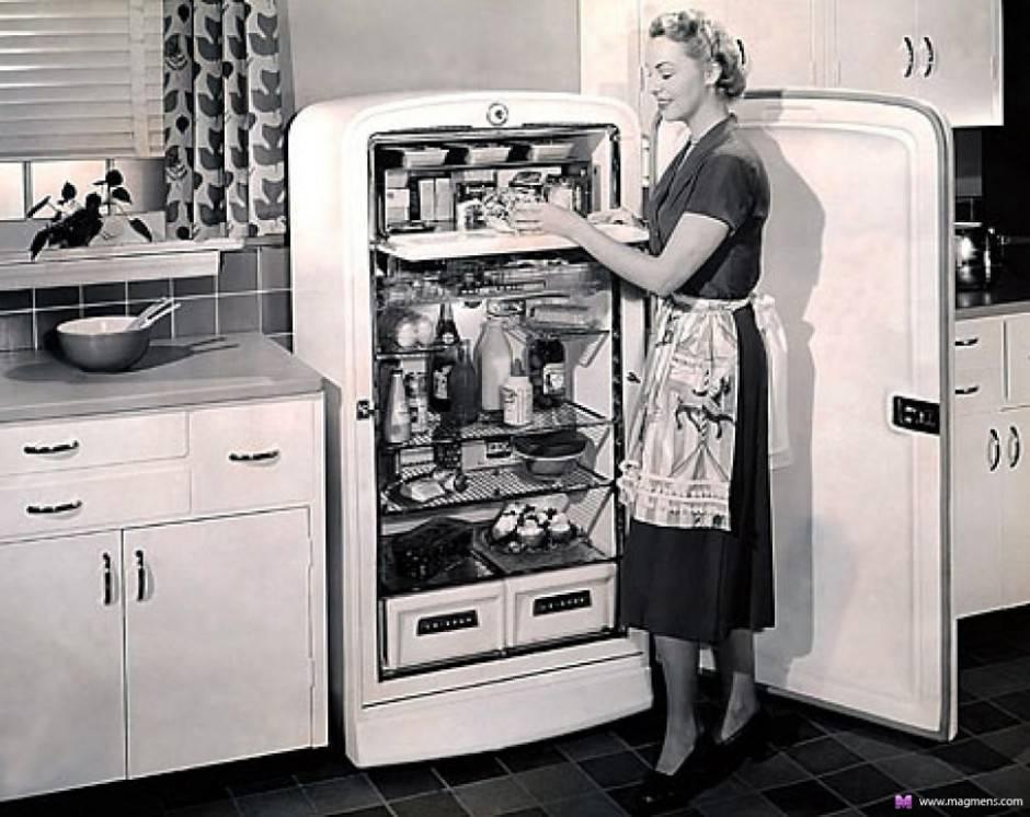 Il frigorifero compie 150 annil'impronta l'aquila