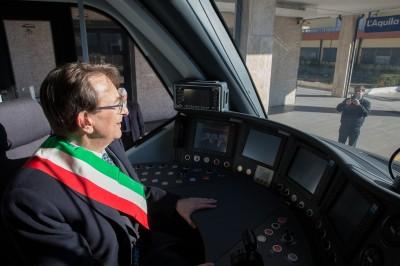 Trenitalia consegna Swing per Sulmona – L'Aquila