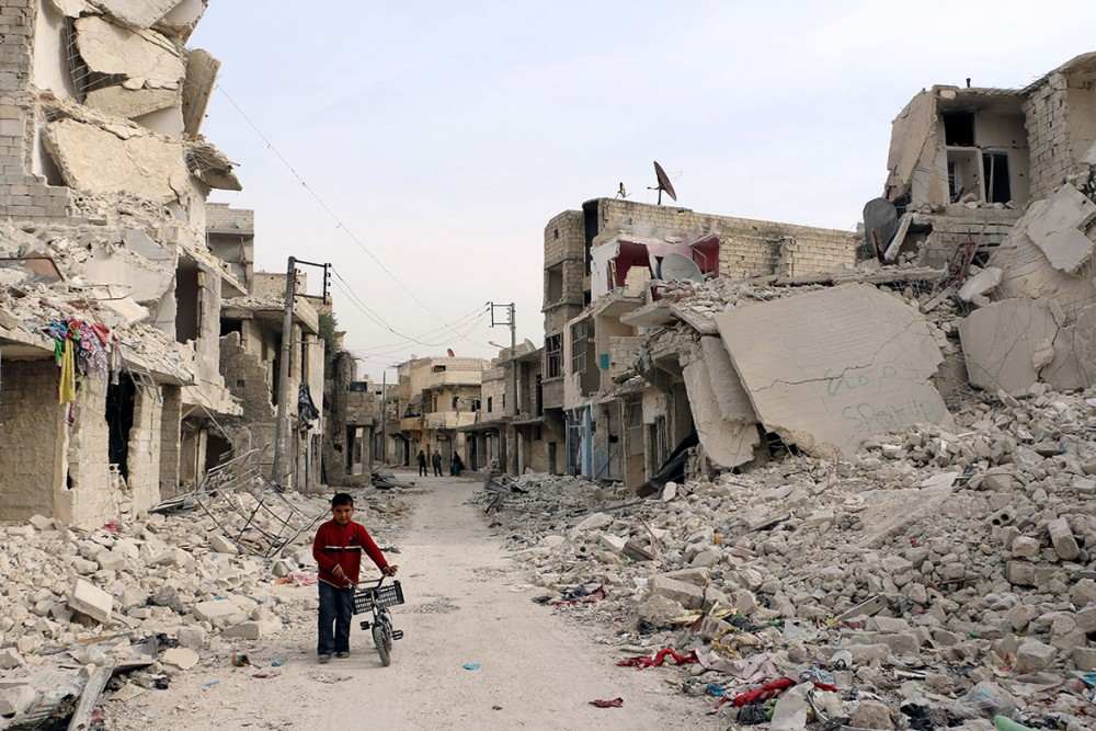 Arabia Saudita pronta a intervenire in Siria: