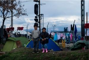 migranti bimbi