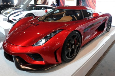 New York International Auto Show: le immagini più belle