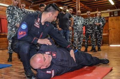 Libano: la polizia libanese addestrata dai carabinieri di UNIFIL
