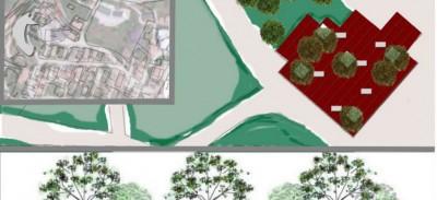 l'aquila progetto square garden