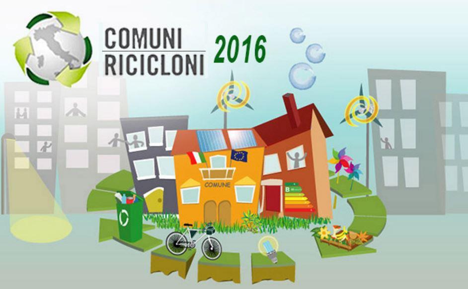 Differenziata: a Baronissi il Premio Riciclone 2016, primo comune della Campania