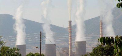 centrale di carbone