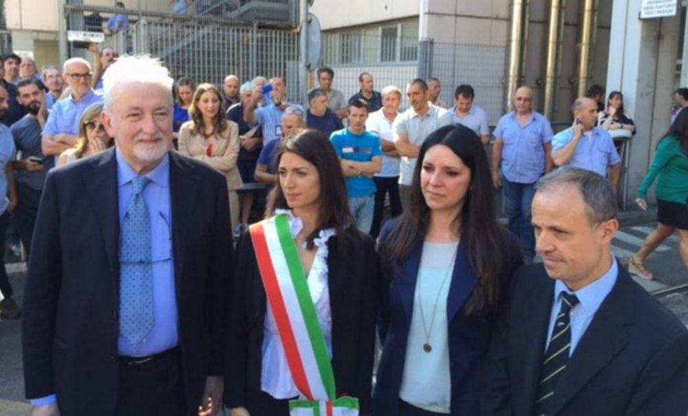 Roma, sindaca Raggi: a San Lorenzo per non dimenticare