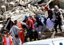 ITALY-AMATRICE-EARTHQUAKE