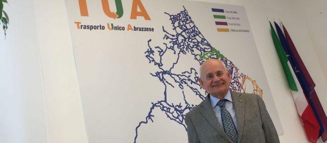 Tullio Tonelli il neo presidente di Tua SPA