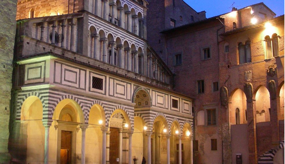 Cultura: Gentiloni e Franceschini in visita a Pistoia